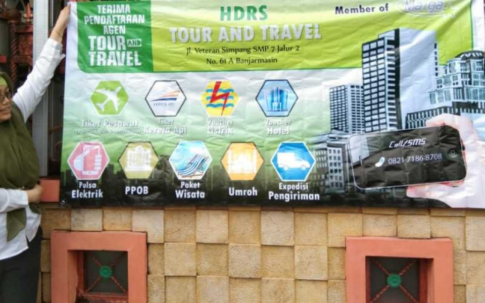 Banner HDRS Travel