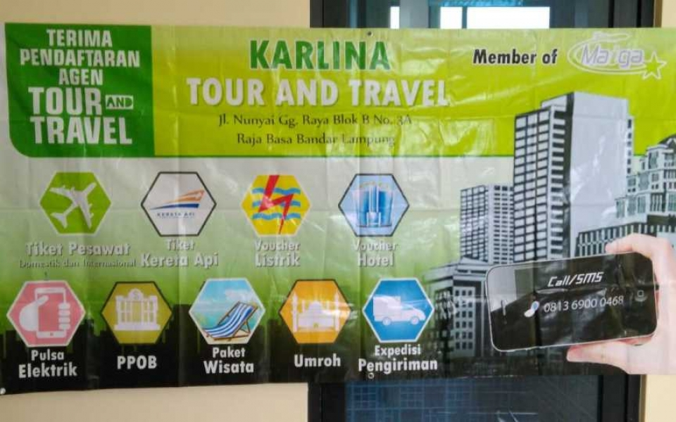 Banner Karlina Travel