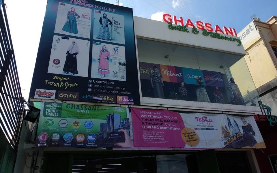 Banner Ghassani Travel