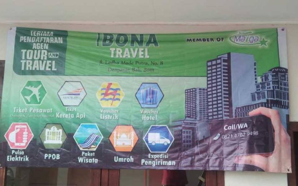 Banner iBona Travel