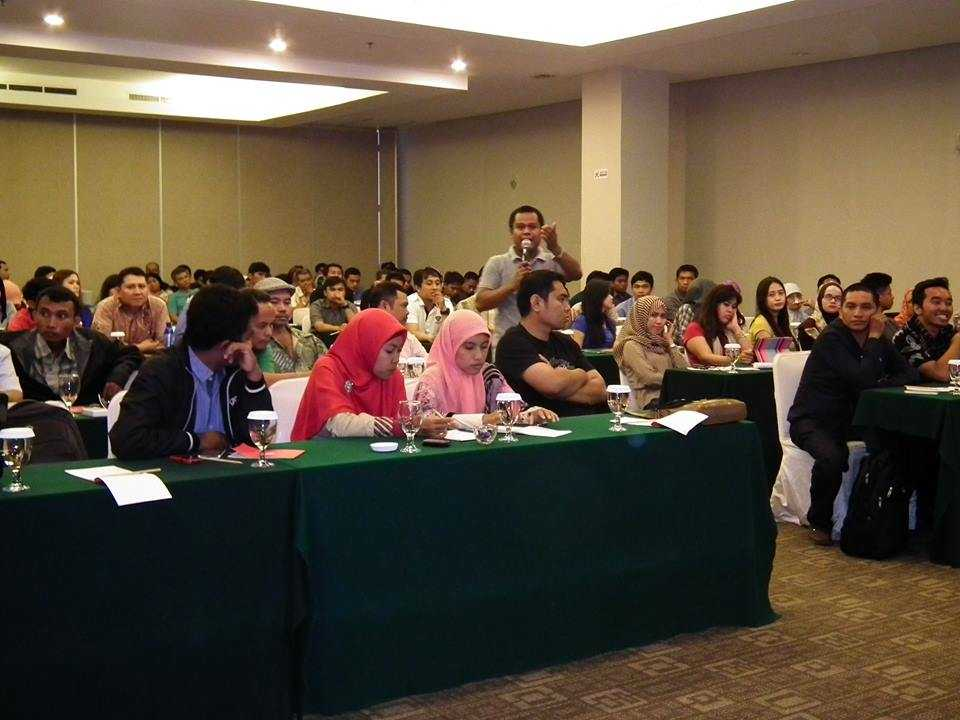 Peserta Seminar Maiga Tour & Travel